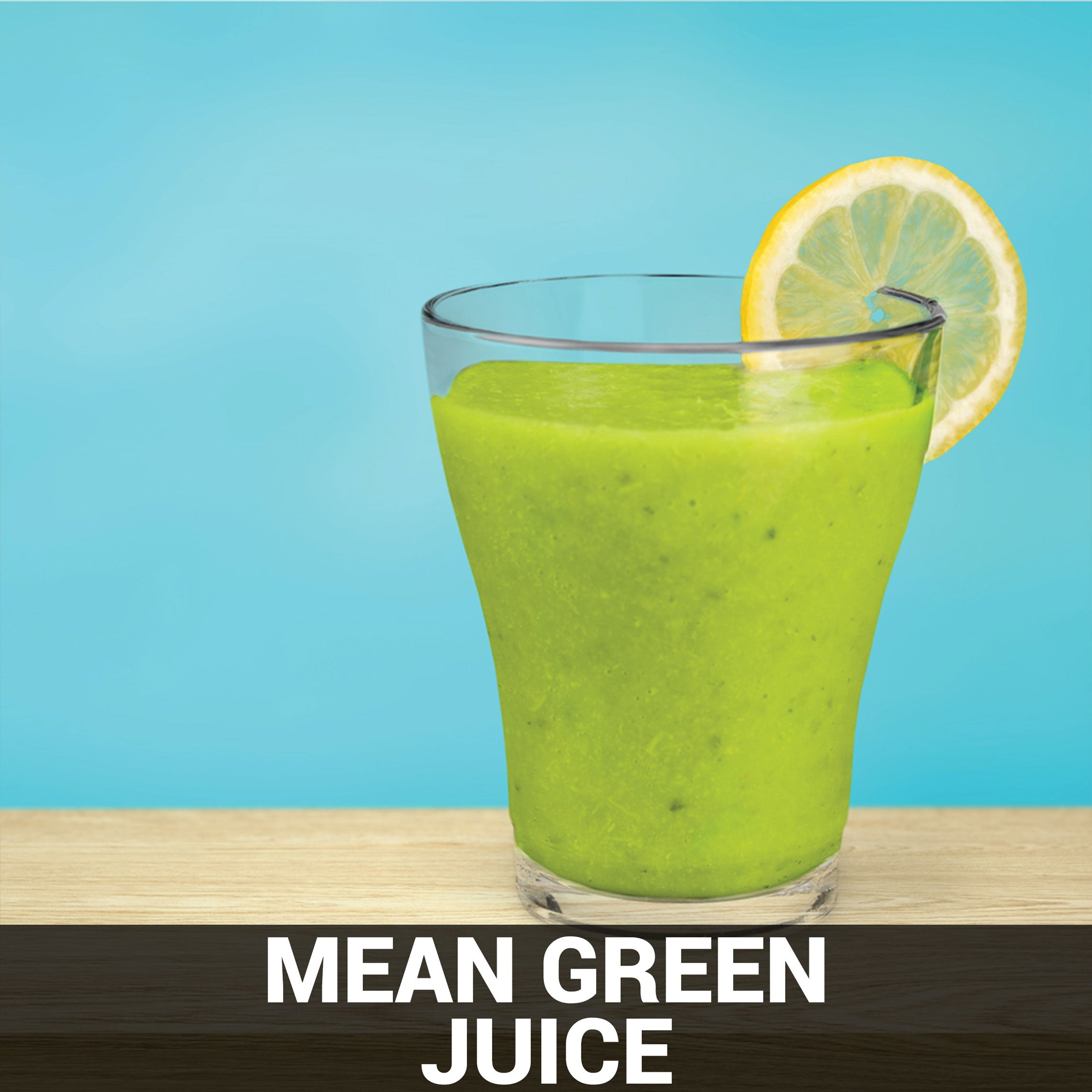 Mean Green Juice Recipe - Foods Alive