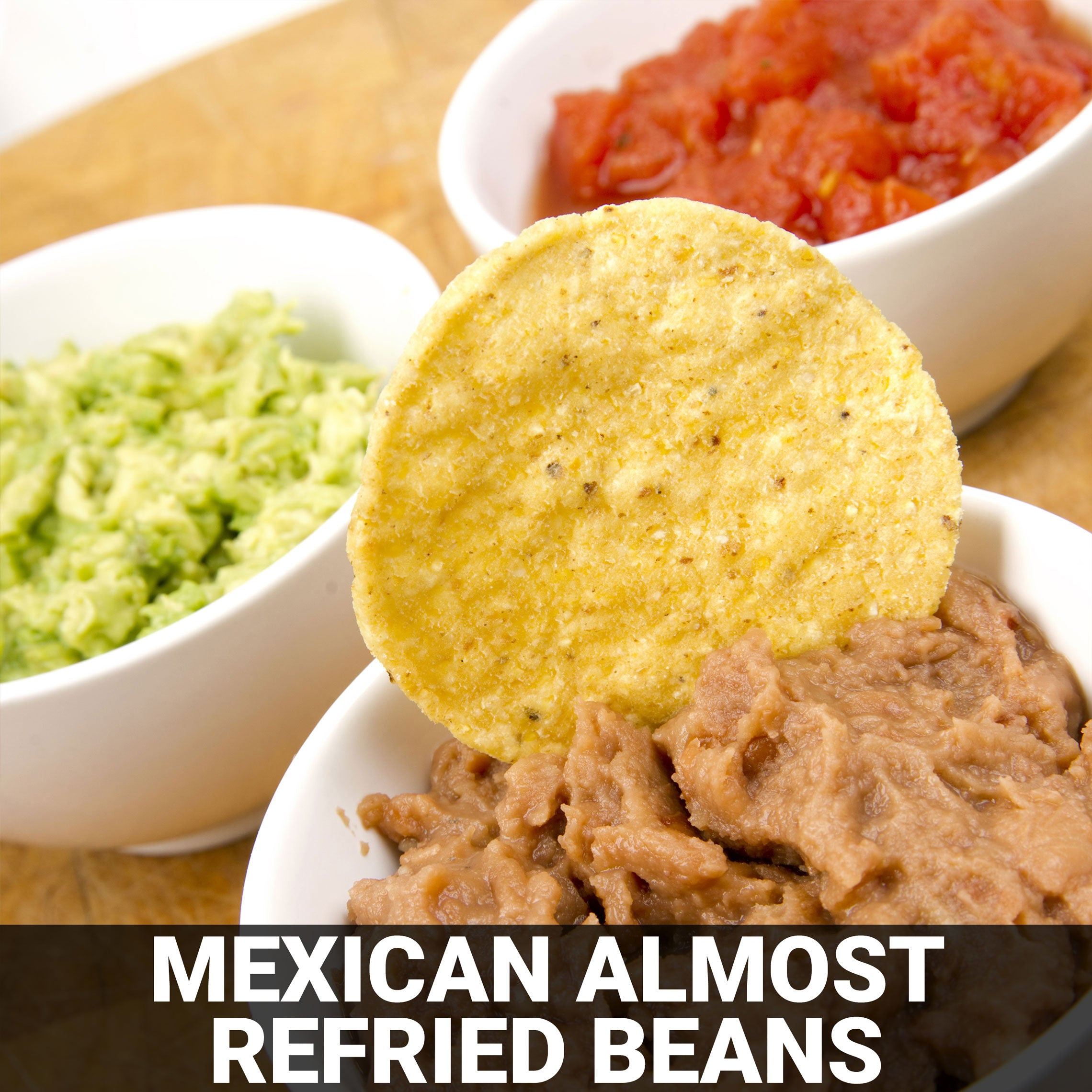Mexican Almost Refried Beans Recipe - Foods Alive