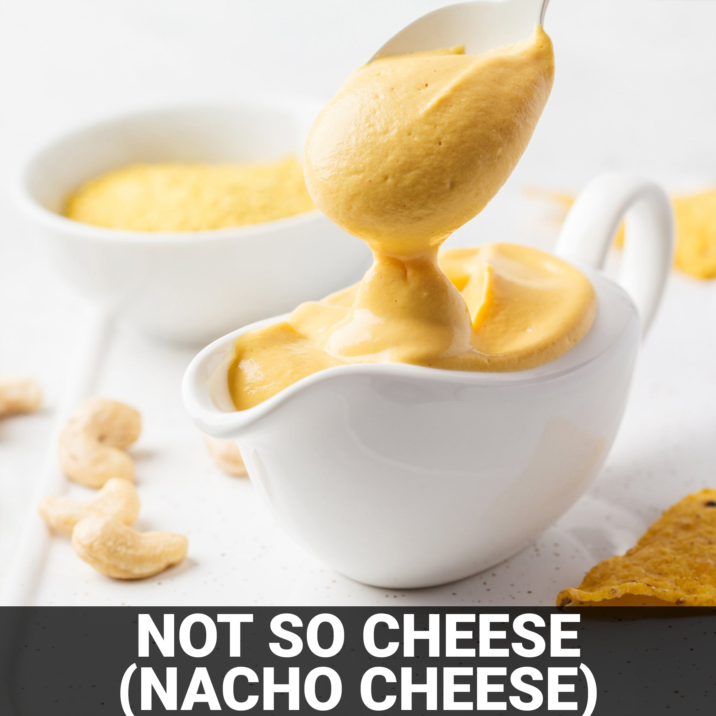 Not So Cheese (Nacho Cheese) Recipe - Foods Alive