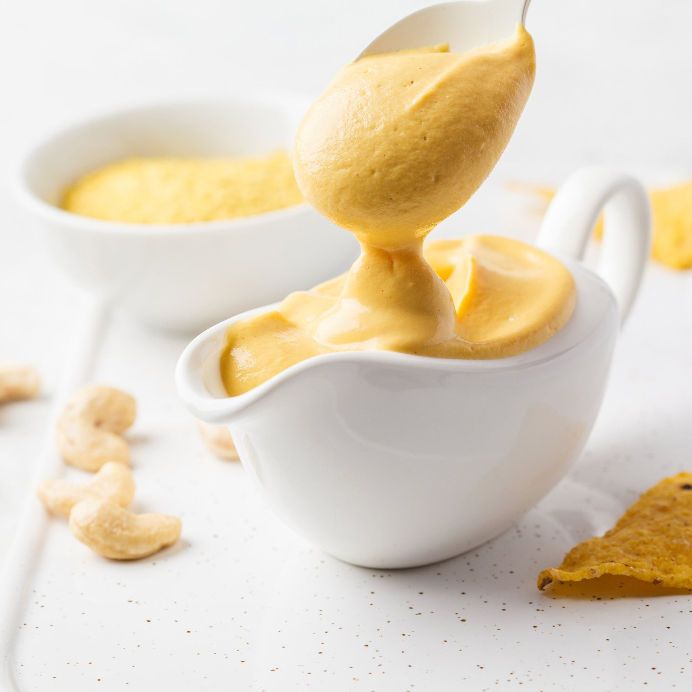 Not So Cheese (Nacho Cheese) Recipe from Foods Alive
