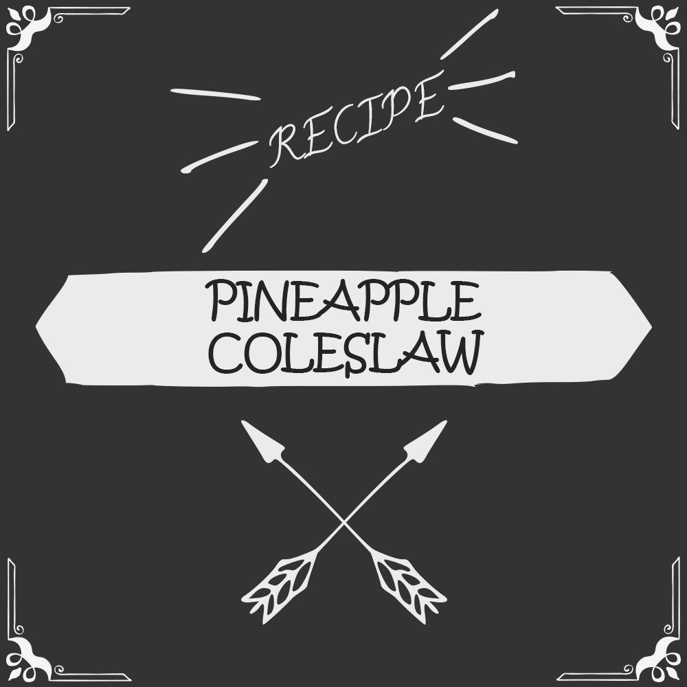 Pineapple Coleslaw Recipe - Foods Alive