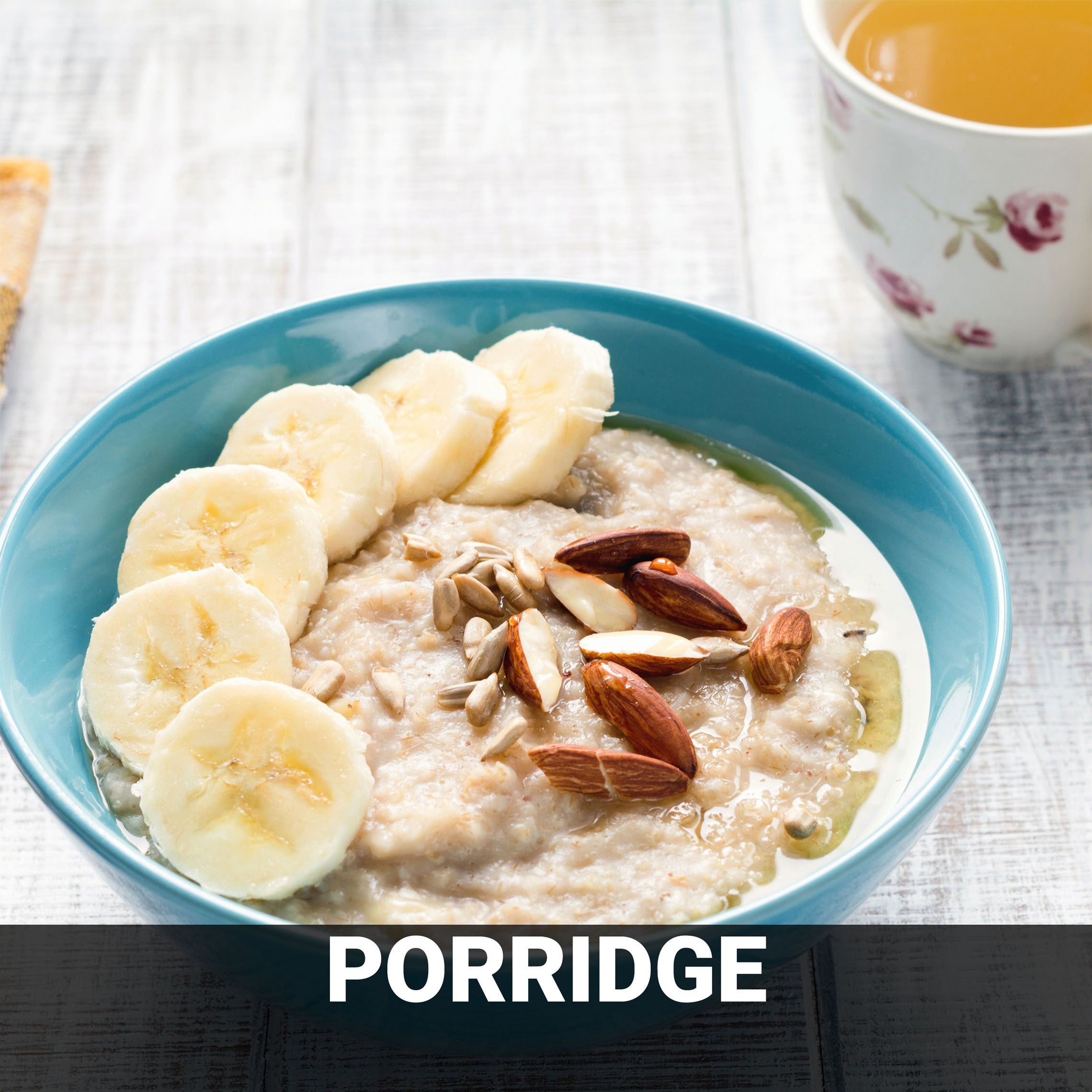 Porridge Recipe - Foods Alive