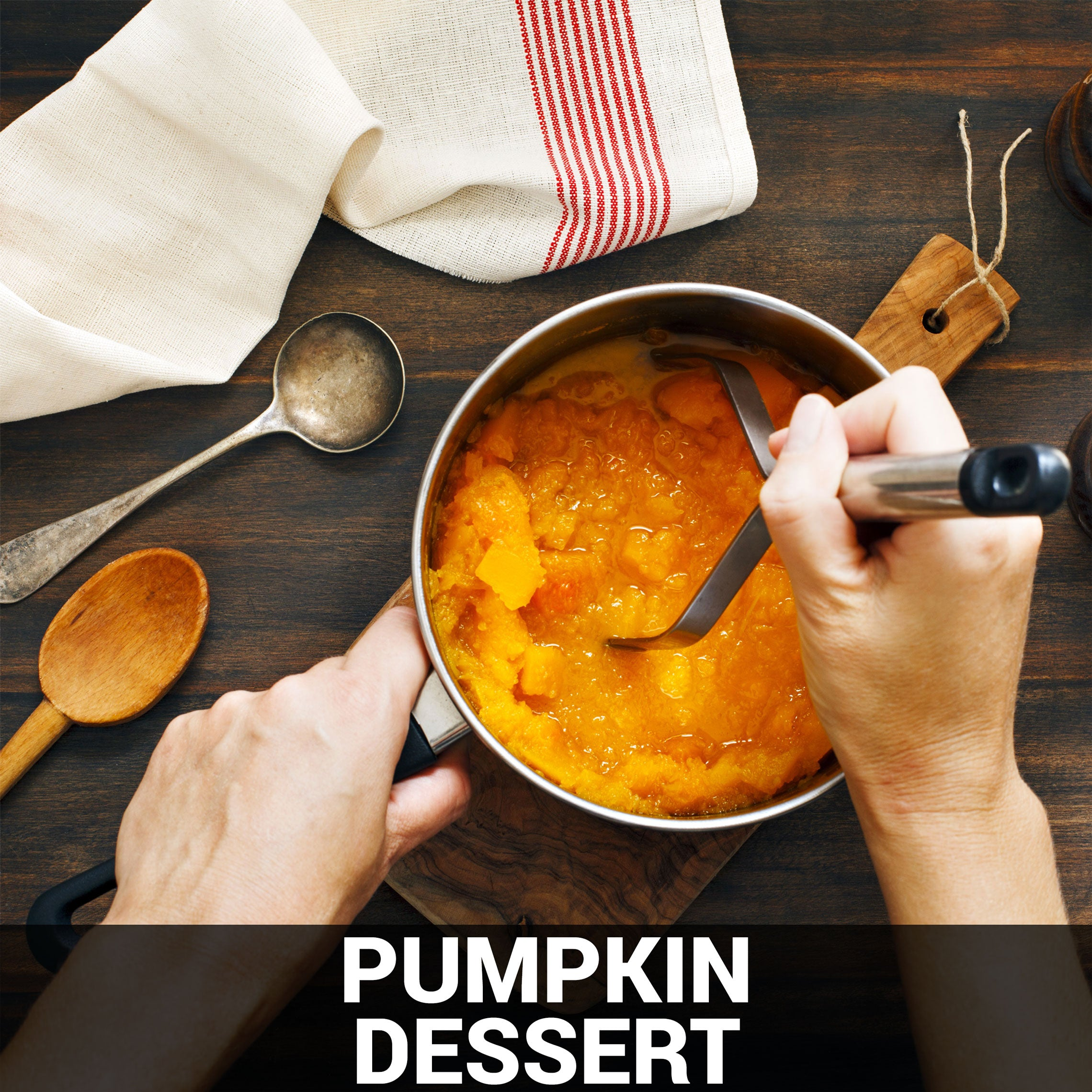 Pumpkin Dessert Recipe - Foods Alive