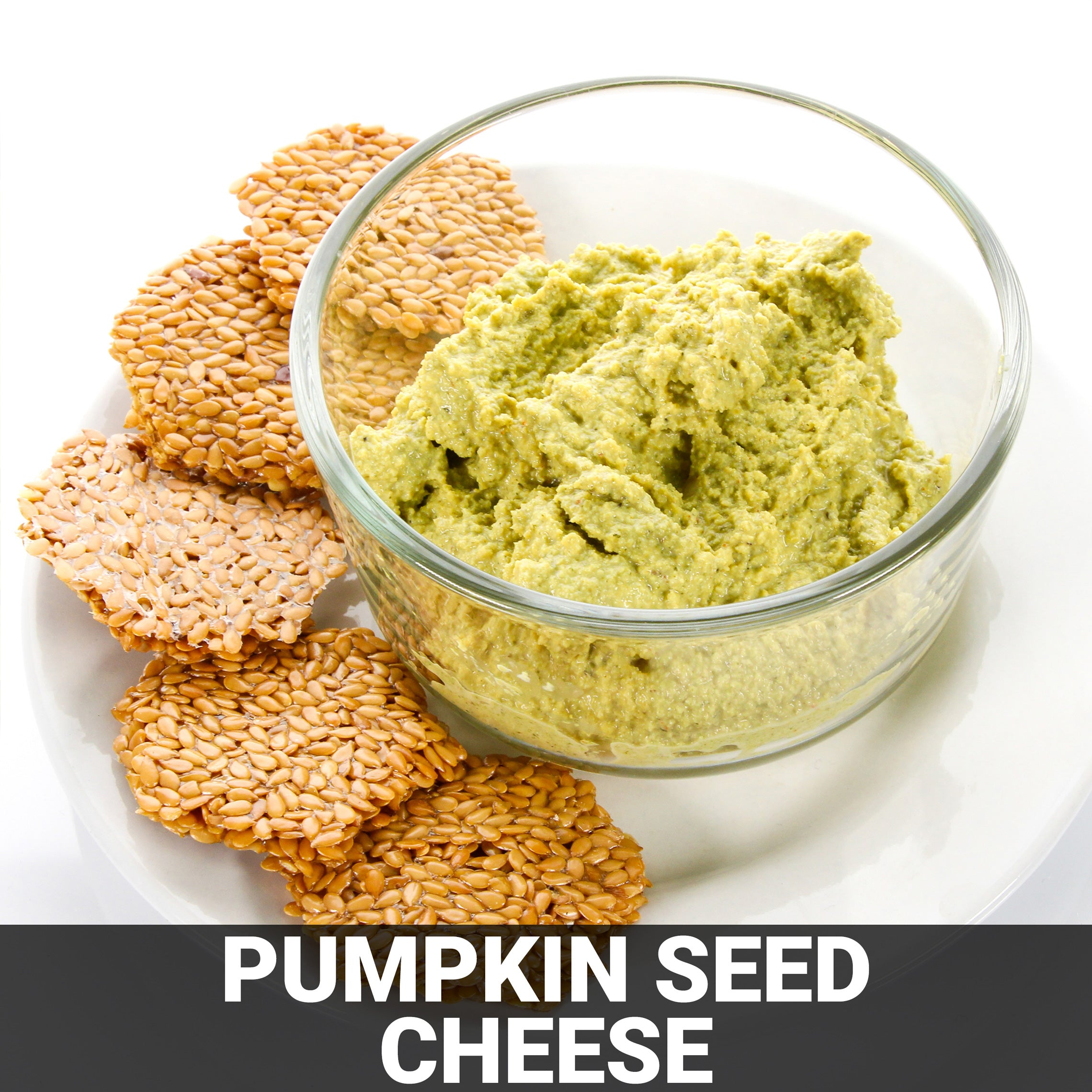 Pumpkin Seed Cheese Recipe - Foods Alive