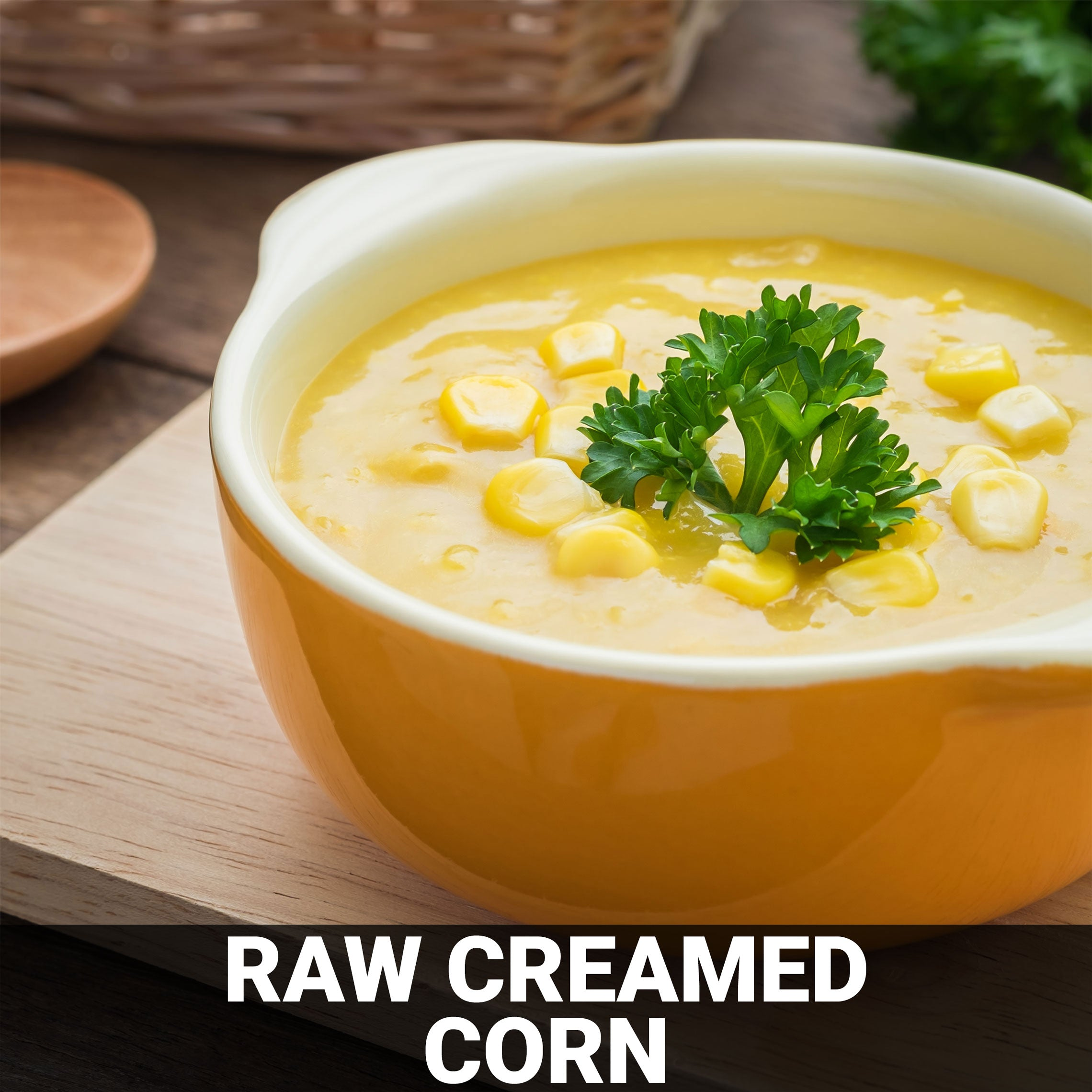 Raw Creamed Corn Recipe - Foods Alive