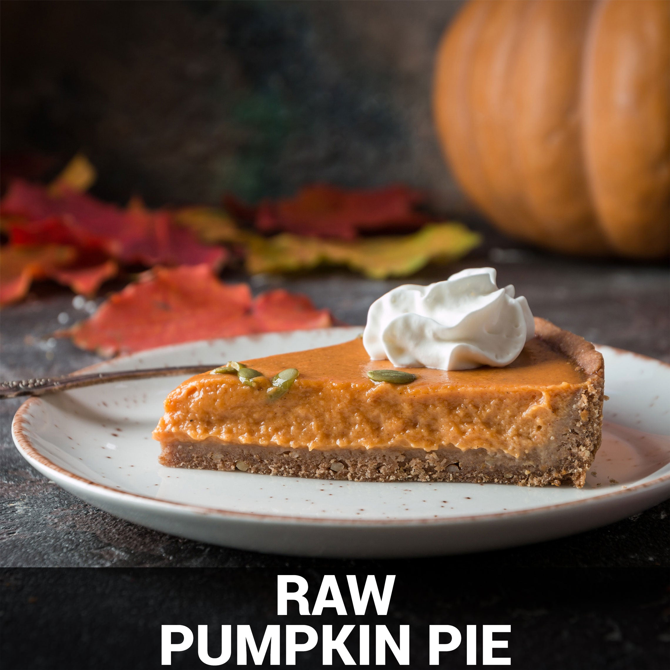 Raw Pumpkin Pie Recipes Recipe - Foods Alive