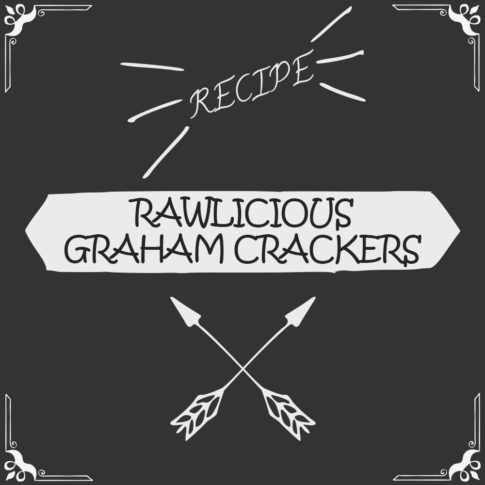 Rawlicious Graham Crackers Recipe - Foods Alive