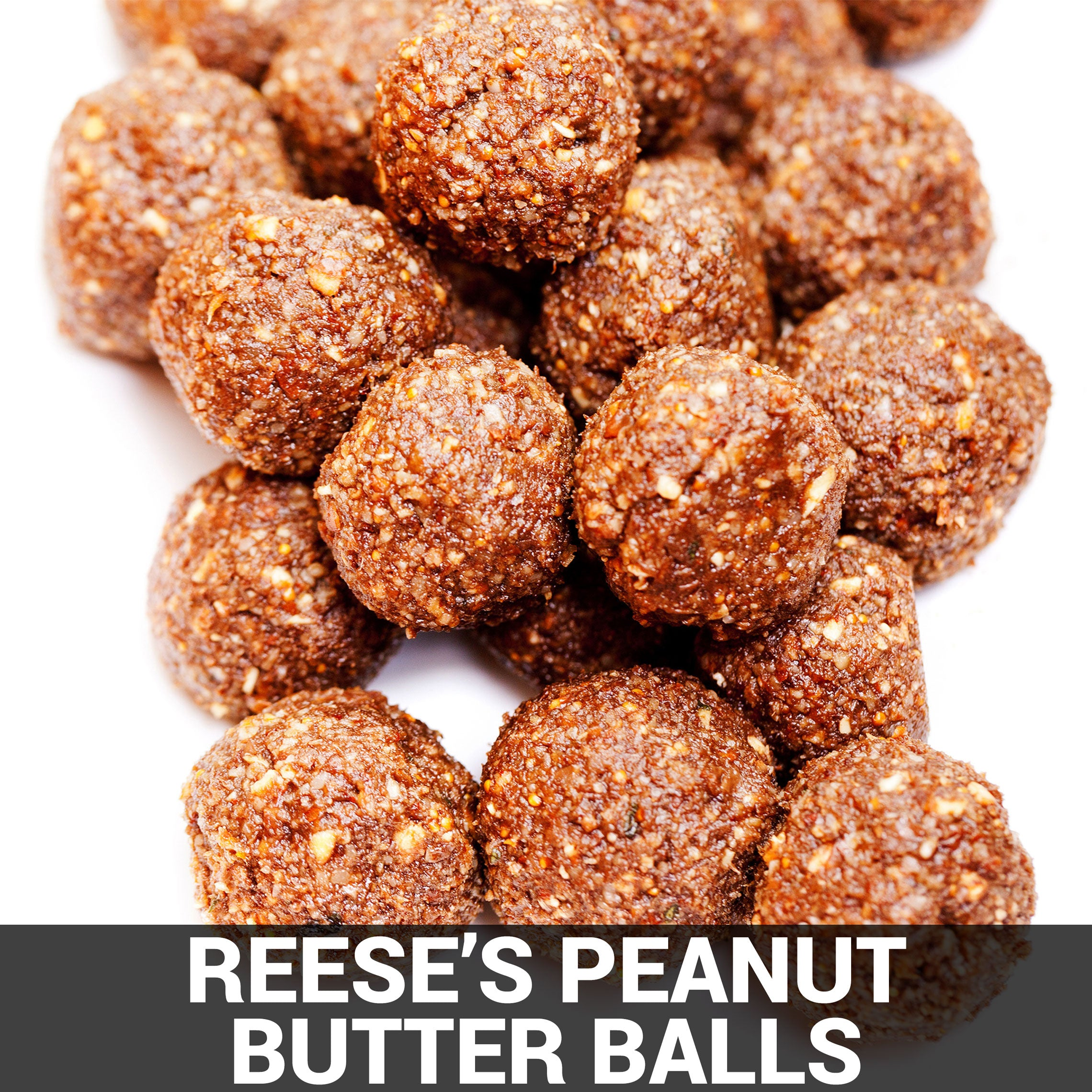 Reeses Peanut Butter Balls Recipe - Foods Alive