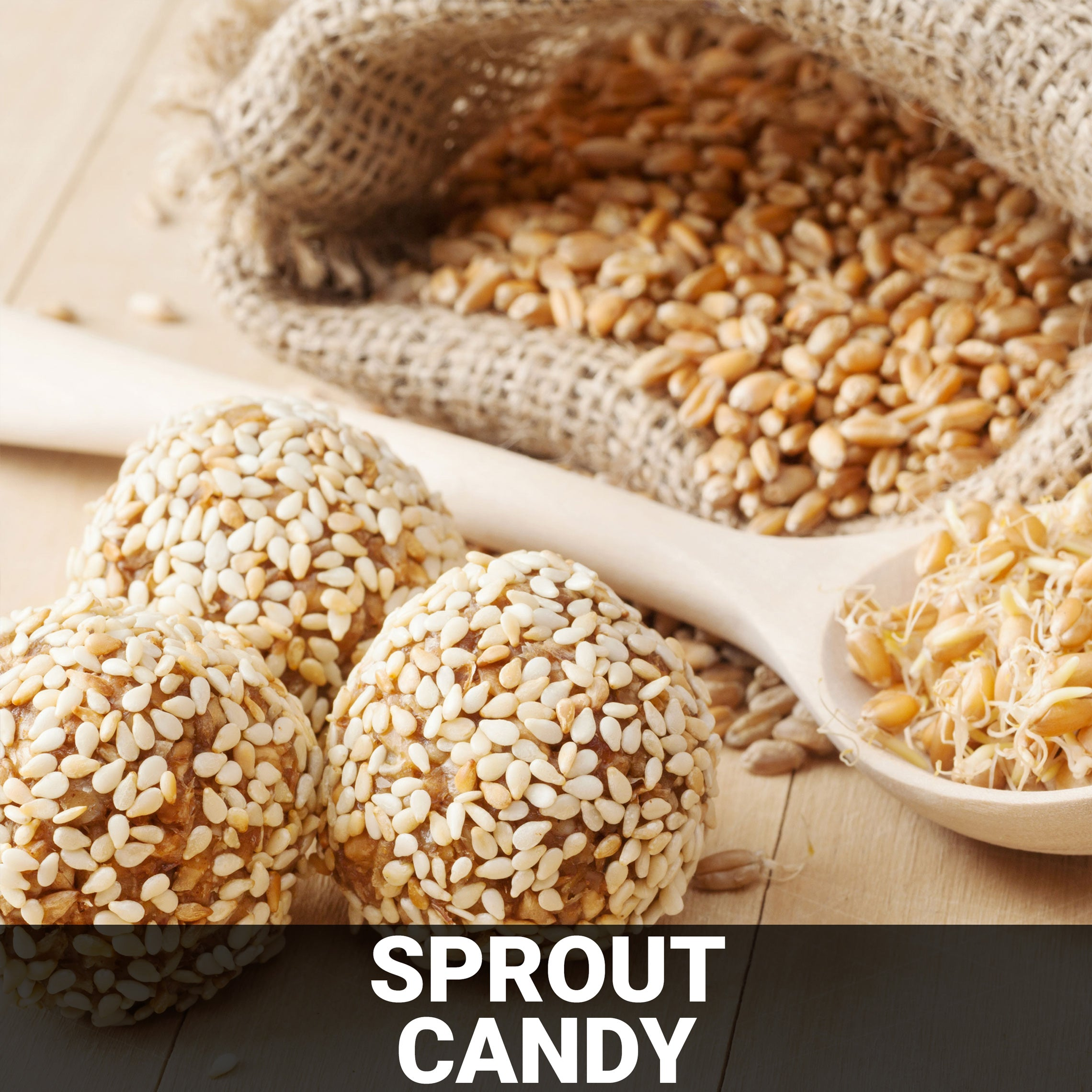Sprout Candy Recipe - Foods Alive