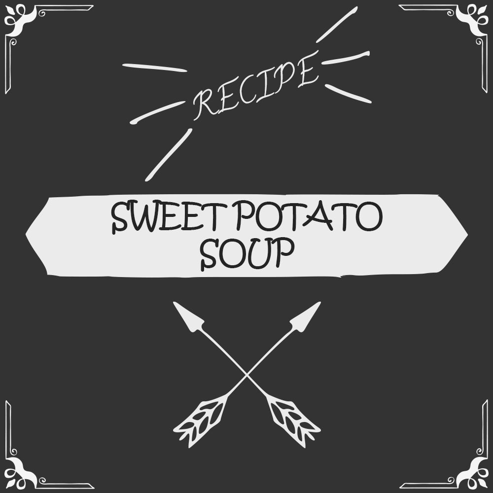 Sweet Potato Soup Recipe - Foods Alive