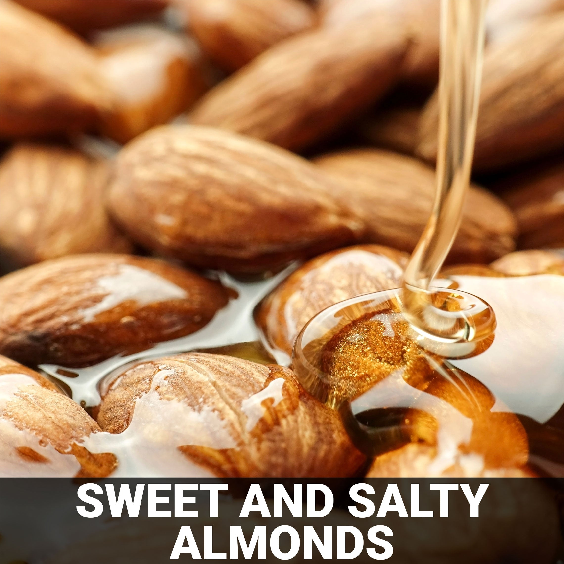 Sweet and Salty Almonds Recipe - Foods Alive