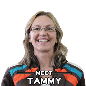 Meet Tammy - Foods Alive