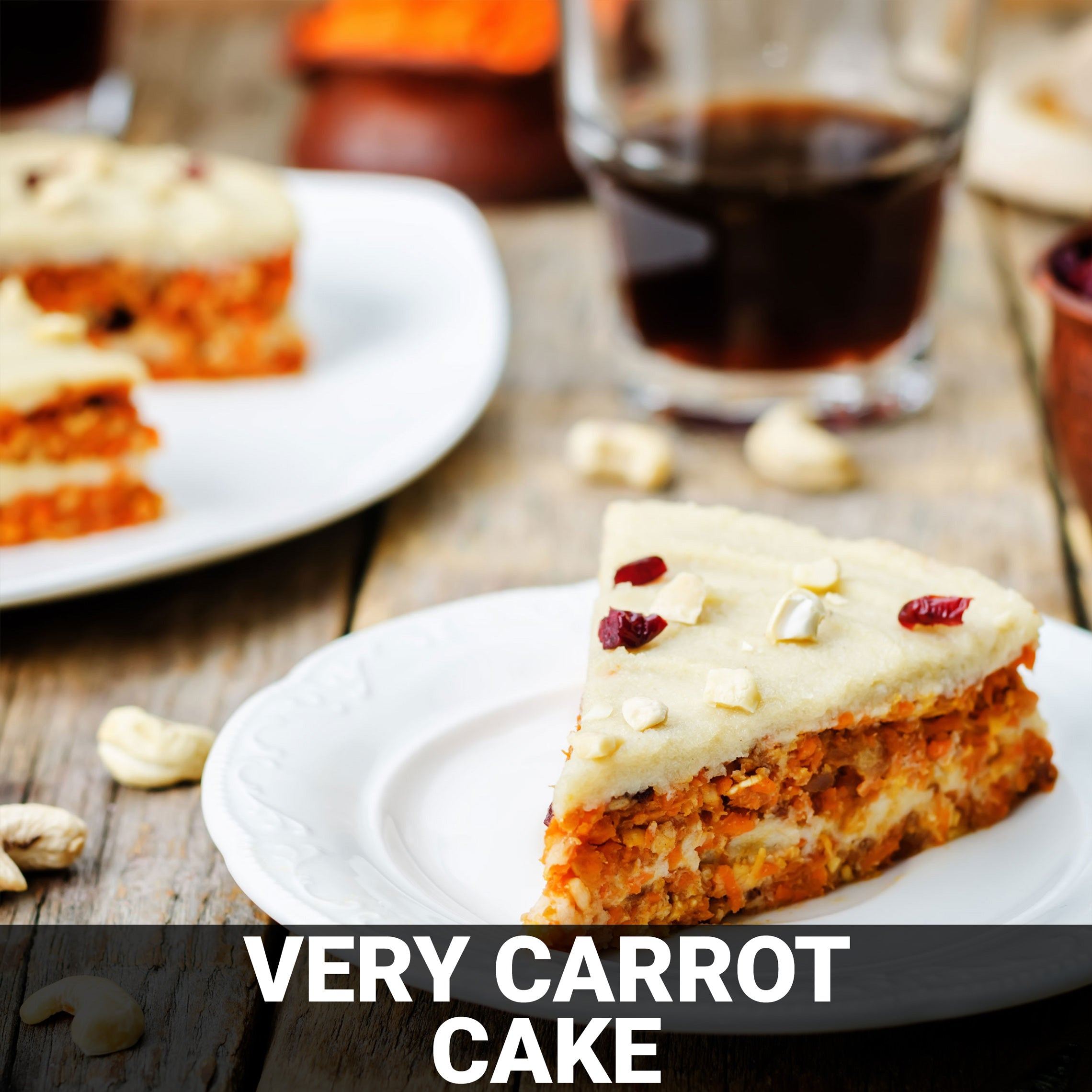 Very Carrot Cake Recipe - Foods Alive