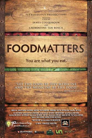 Food Matters Documentary - Foods Alive