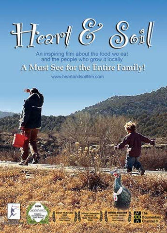 Heart & Soil Documentary - Foods Alive