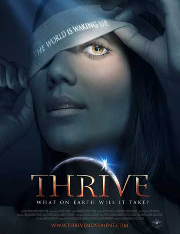 Thrive Documentary - Foods Alive