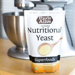 Foods Alive - Nutritional Yeast - 6 oz