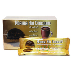 CocoRinga - Moringa Hot Chocolate - Foods Alive
