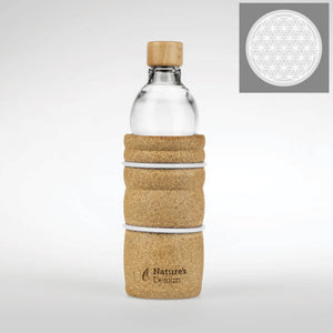 Energy Glassware - Lagoena Glass Drinking Bottle 0.5L & 0.7L - Foods Alive