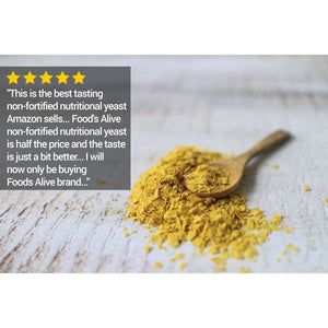 nutritional yeast vegan cheese flakes can be ground into a cheese powder, superior taste