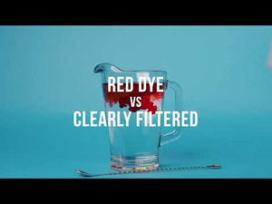 Clearly Filtered Water Pitcher Red Dye Test