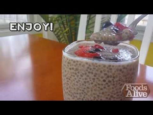 Foods Alive How To Make Chia Pudding Recipe