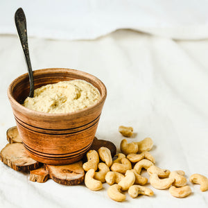 vegan cheese cashews nutritional yeast