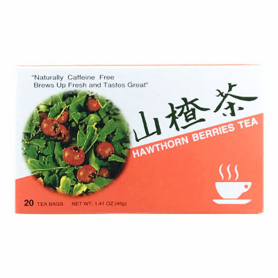 Herbal Teas | Hawthorn Berries Herbal Tea | rootandspring.com