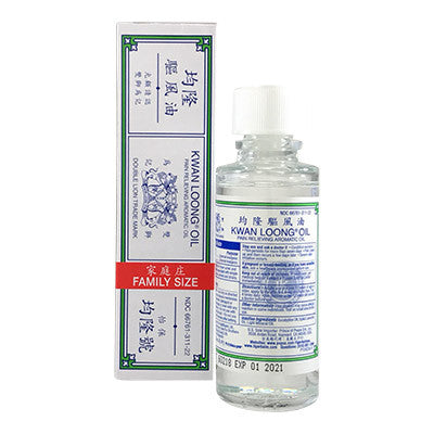 Pain Relief | Kwan Loong Medicated Oil | rootandspring.com