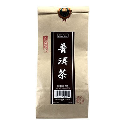 Herbal Teas | ABC Tea Premium Loose Leaf Pu-Erh Tea 5.29 oz | rootandspring.com