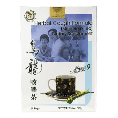 Cold & Flu | Magic 9 Herbal Cough Tea | rootandspring.com