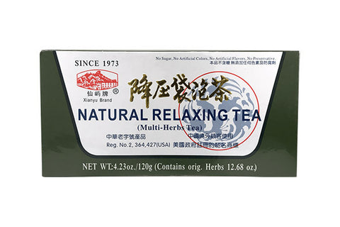 Stress Relief | Natural Relaxing Tea | rootandspring.com