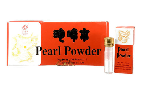 Star Ring Brand Fresh Water Pearl Powder Supplement | rootandspring.com