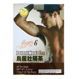 Men's Health | Magic 6 Potent Men's Herbal Tea | rootandspring.com
