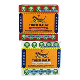 Pain Relief | Tiger Balm (Regular or Extra Strength) | rootandspring.com