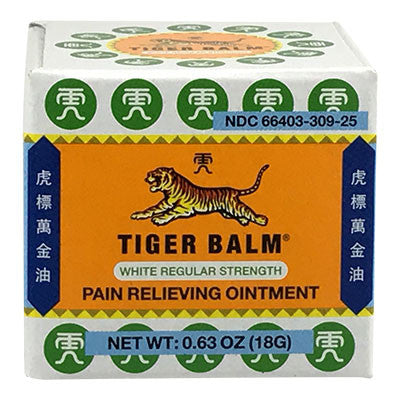 Pain Relief | Tiger Balm (Regular) | rootandspring.com