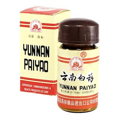 Injury Aid | Yunnan Baiyao Powder for Bleeding or Hematoma | rootandspring.com