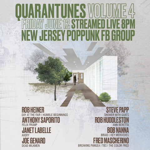 Quarantunes, Vol. 4 Poster!