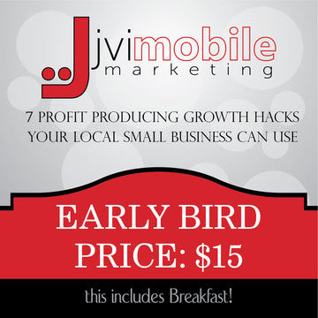 "Business Boosting Breakfast - ""Early Bird"" Ticket"