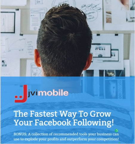 The Fastest Way To Grow Your Facebook Following!