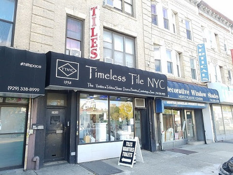 Timeless Tile NYC Brooklyn Showroom