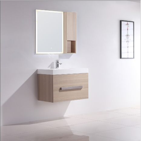 "Dowell 021 Series 30"" Grey Ashtree Vanity"