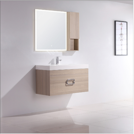 "Dowell 021 Series 36"" Grey Ashtree Vanity"