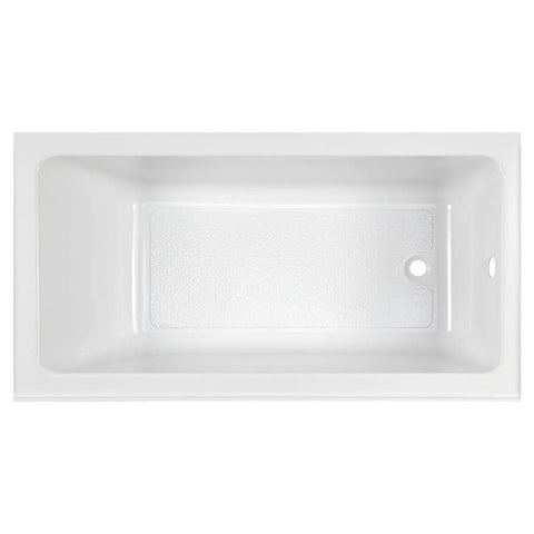 "American Standard Studio Suite 60"" x 32"" Above Floor Rough with Built-In Apron Bathtub  2574102.020"