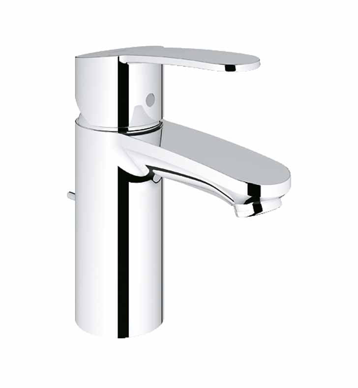 Grohe Eurostyle Cosmopolitan Single Handle Faucet in Chrome GR-23036002