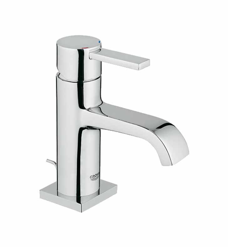 Grohe Allure Single Handle Faucet in Chrome GR-23077000