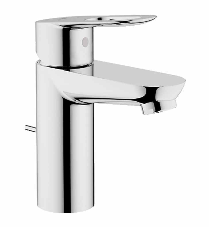 Grohe BauLoop Single Handle Faucet in Chrome GR-23084000