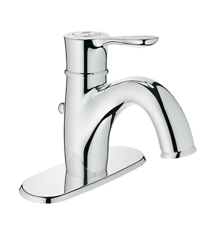 Grohe Parkfield Single Handle Faucet in Chrome GR-23306000