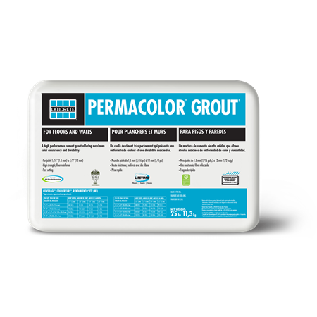 Permacolor Grout 25Lb Unsanded Base