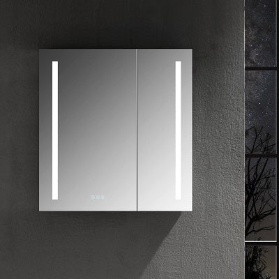 Pillar – 30 Inches LED Medicine Cabinet